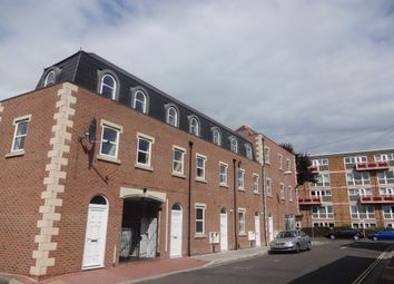 Thumbnail 2 bed flat to rent in St. James's Road, Southsea
