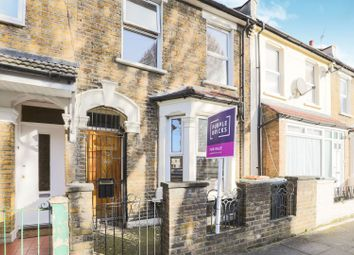 Thumbnail 3 bedroom terraced house for sale in Dundee Road, London