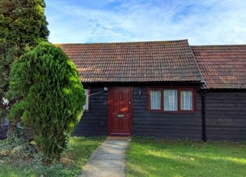 Thumbnail 1 bedroom bungalow to rent in Fen Lane, North Ockendon, Upminster