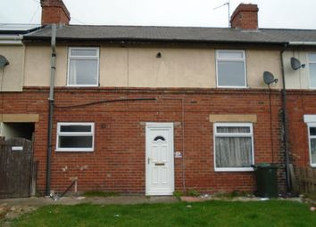 Thumbnail 3 bed terraced house to rent in Coppice Road, Highfields, Doncaster