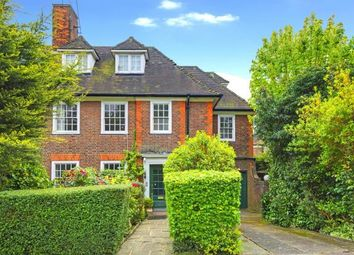 Thumbnail 7 bed semi-detached house for sale in Southway, Hampstead Garden Suburb, London