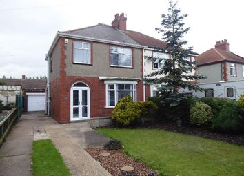Thumbnail 3 bed semi-detached house to rent in Little Coates Road, Grimsby