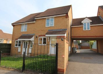 Thumbnail 2 bed property to rent in Tailby Avenue, Kettering