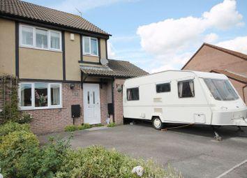 Thumbnail 3 bed semi-detached house for sale in Apseleys Mead, Bradley Stoke, Bristol