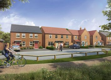 """Thumbnail 5 bed detached house for sale in """"Henley"""" at The Parade, Oadby, Leicester"""