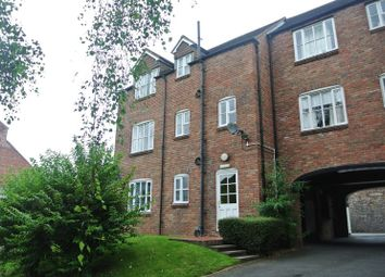 Thumbnail 1 bedroom flat for sale in The Wharfage, Ironbridge, Telford, Shropshire.