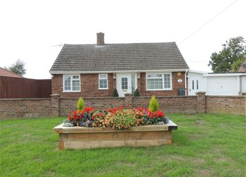 Thumbnail 1 bed detached bungalow for sale in Queens Close, Wereham, King's Lynn