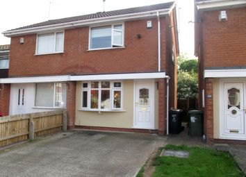 Thumbnail 2 bedroom semi-detached house to rent in Devon Road, Willenhall