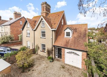 Thumbnail 4 bed semi-detached house for sale in Caldecott Road, Abingdon