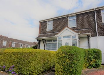 Thumbnail 3 bedroom end terrace house for sale in Kirby Close, Bilston