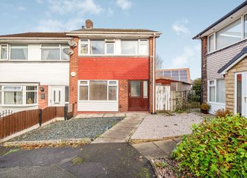 Thumbnail 2 bed terraced house for sale in Stockley Avenue, Bolton