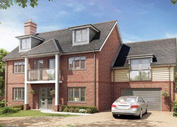Thumbnail 5 bed detached house for sale in Pylands Lane, Bursledon