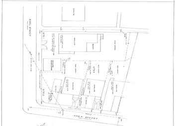 Thumbnail Land for sale in Earl Street, Stanley