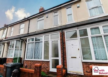Thumbnail 4 bed terraced house for sale in Harrow Street, Wolverhampton