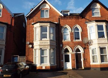 Thumbnail 1 bed flat to rent in Flat 2, 339 Gillott Road, Edgbaston Birmingham.