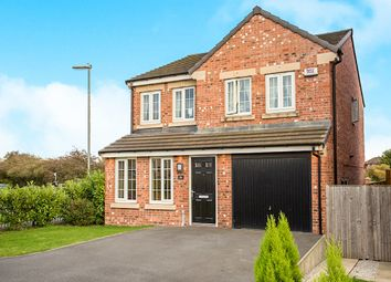 Thumbnail 4 bed detached house for sale in Noble Road, Outwood, Wakefield