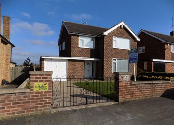 Thumbnail 3 bed detached house to rent in Dunstan Crescent, Worksop, Nottinghamshire