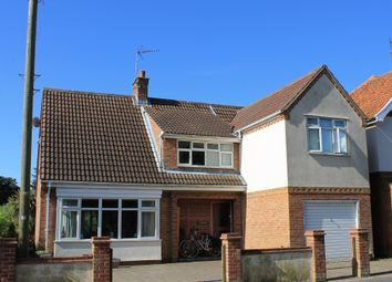 Thumbnail 3 bed detached house for sale in Mount Pleasant, Reydon, Southwold
