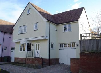 Thumbnail 4 bedroom detached house to rent in St Peters View, Sible Hedingham