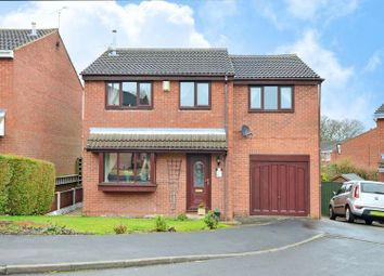 Thumbnail 4 bed detached house for sale in Oldale Close, Woodhouse, Sheffield