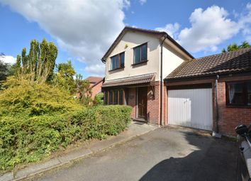 Thumbnail 3 bed detached house for sale in Watkins Drive, Prestwich, Manchester