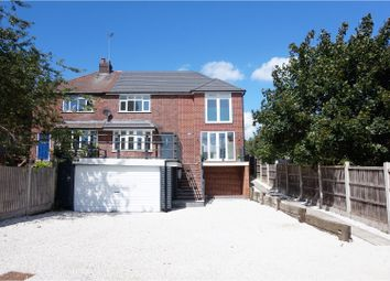 Thumbnail 4 bed semi-detached house for sale in Main Road, Ravenshead