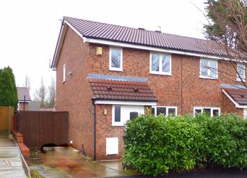 Thumbnail 3 bed semi-detached house for sale in Selby Grove, Huyton, Liverpool