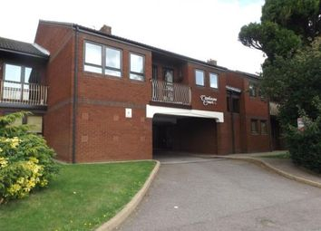 Thumbnail 1 bed flat to rent in Harborough Road, Oadby, Leicester