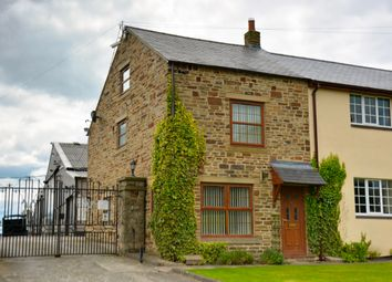 Thumbnail 3 bed cottage to rent in Townend Farm, Iveston, Co Durham
