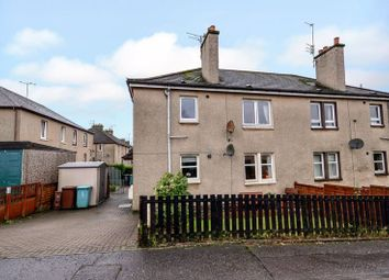Thumbnail 2 bed flat for sale in Edmonstone Drive, Kilsyth, Glasgow