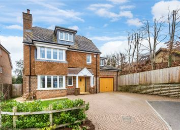 Thumbnail 6 bed detached house for sale in West Hill, Oxted, Surrey