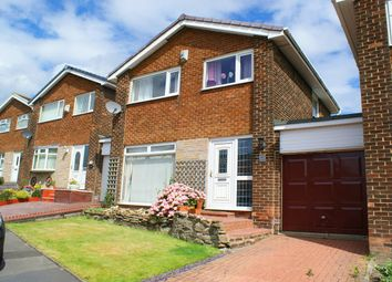 Thumbnail 3 bedroom detached house for sale in Broom Hall Drive, Ushaw Moor, Durham