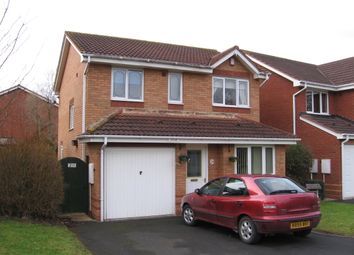 Thumbnail 3 bed detached house to rent in Porchester Close, Leegomery, Telford