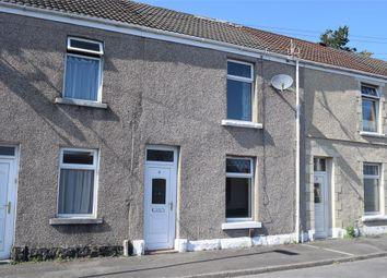 Thumbnail 2 bed terraced house for sale in Sylvia Terrace, Brynhyfryd, Swansea