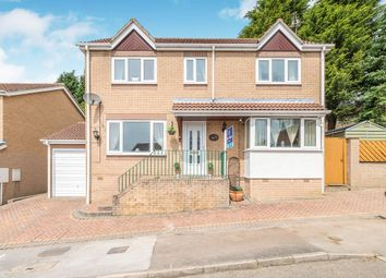 Thumbnail 4 bed detached house for sale in Cromwell Road, Bolsover, Chesterfield, Derbyshire