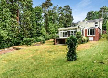 Thumbnail 5 bed detached house for sale in Hagley Road, Fleet