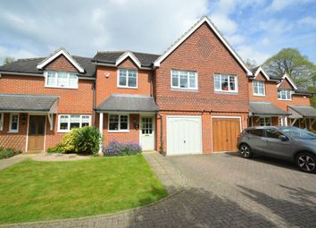 Thumbnail 3 bed terraced house for sale in Bankside, Finchampstead