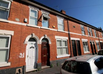 Thumbnail 3 bed terraced house to rent in Becher Street, Derby
