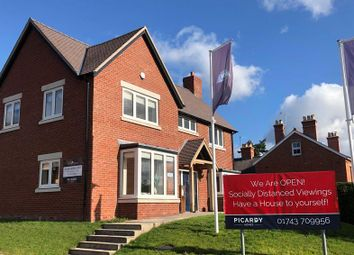 Youngs Way, Pontesbury, Shrewsbury SY5. 4 bed detached house for sale