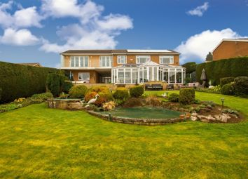 Thumbnail 4 bed detached house for sale in Woodfoot Road, Moorgate, Rotherham