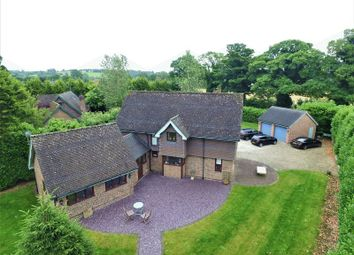 Thumbnail 4 bed detached house for sale in Mayfield Road, Mayfield, Ashbourne
