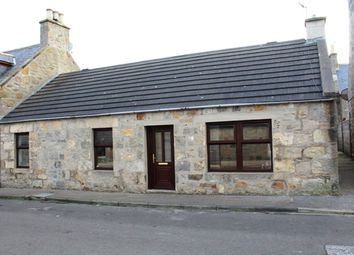Thumbnail 2 bed semi-detached bungalow for sale in New Street, Buckie