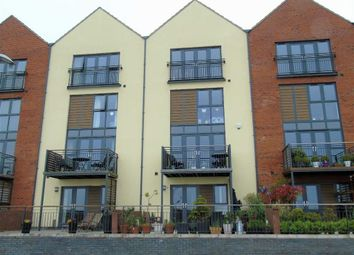 Thumbnail 4 bedroom town house for sale in Yr Hafan, Langdon Road, Swansea