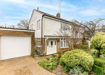 Thumbnail 3 bed semi-detached house for sale in Filbert Crescent, Gossops Green, Crawley, West Sussex
