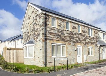 Thumbnail 3 Bed Semi Detached House For Sale In Truro Cornwall