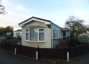 Thumbnail 1 bed mobile/park home for sale in Russet Avenue, Upper Halliford Road, Shepperton