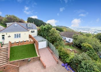 Thumbnail 4 bed semi-detached house for sale in Crete Road East, Hawkinge, Folkestone