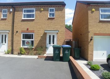 Thumbnail 3 bed semi-detached house to rent in Silver Birch Avenue, Canley, Coventry