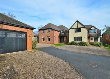 Thumbnail 5 bed detached house for sale in Church Way, Weston Favell Village, Northampton