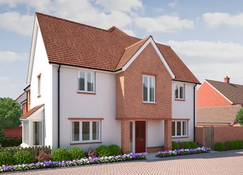 "Thumbnail 3 bed semi-detached house for sale in ""The Arundel"" at Kempshott Hill, Kempshott, Basingstoke"